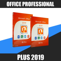 Microsoft Office 2019 Pro Plus для 1 ПК