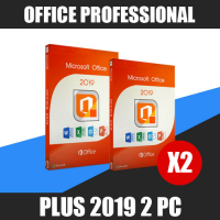 Microsoft Office 2019 Pro Plus для 2 ПК